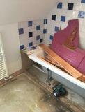 Bathroom, Horton-cum-Studley, Oxfordshire, September 2015 - Image 4