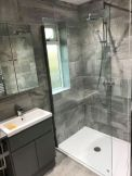Bath/Shower Room, Headington, Oxford, January 2018 - Image 68