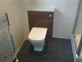 Ensuite in Aston, Near Witney, Oxfordshire - August 2011 - Image 2
