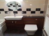Bathroom in Kennington, Oxford, April 2012 - Image 1