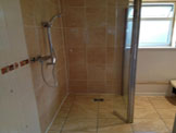 Wet Room in Charlbury, Oxfordshire, October 2012 - Image 1