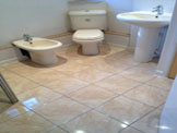 Wet Room in Charlbury, Oxfordshire, October 2012 - Image 2