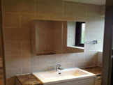 Ensuite in South Leigh, Witney, Oxfordshire, October 2012 - Image 2