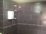 Shower Room, Eynsham, Oxfordshire, March 2013 - Image 1