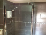 Shower Room, Eynsham, Oxfordshire, March 2013 - Image 3