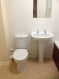 Bathroom, Cowley, Oxford, February 2014 - Image 1
