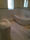 Bathroom, Thame, Oxfordshire, March 2014 - Image 1